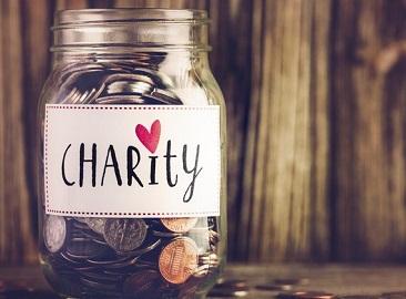 register an international charity